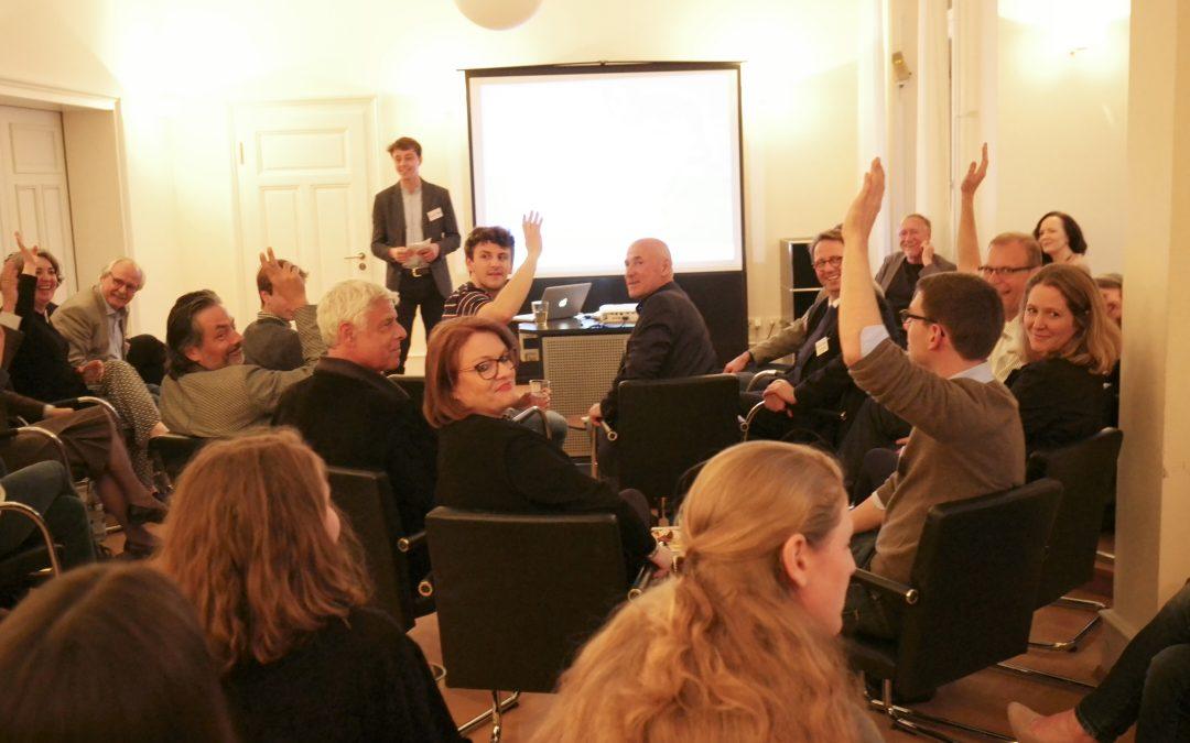 Unternehmensethik zwischen Anspruch und Wirklichkeit – 2. Thales-Forum am 31. März 2017