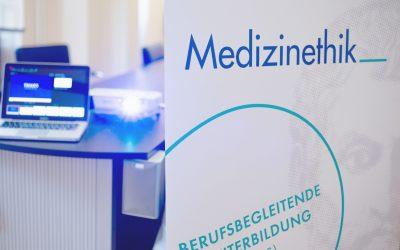 Das Programm der Weiterbildung Medizinethik 2020 ist da!